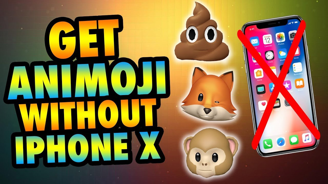 Image result for animoji on iphone 6s