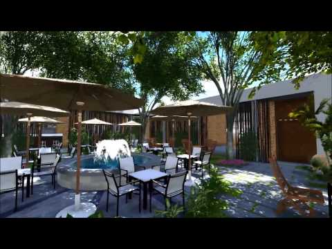Garden Cafe Design By Sonarct