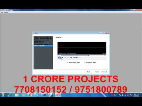 MP3Stego Hiding Text in MP3 Files - YouTube