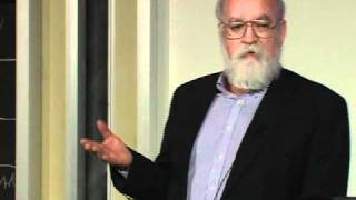Daniel Dennett - Free Will Determinism and Evolution
