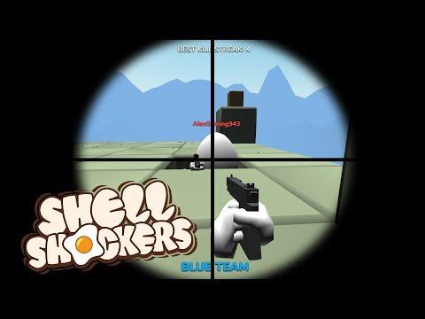 Shell Shockers Sniper 1v1