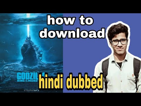 Download How to Download Godzilla The King of the monster full movie / hindi dubbed/ TECHNICAL BHAROSA 🔥🔥