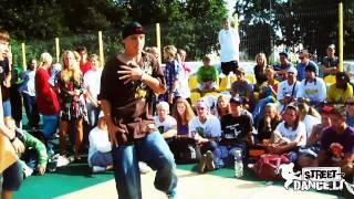 Streetball Contest Vol 3  Trailer ::: Street-dance.lt