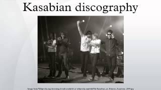 Kasabian discography