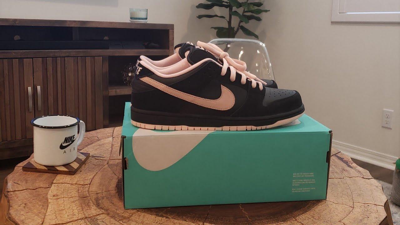 Nike SB Dunk Low Black \
