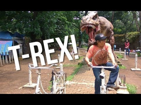dikejar-t-rex-di-bandung- -vlog