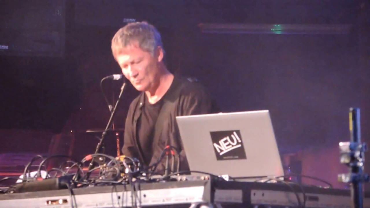 Michael Rother michael rother live at the bridge 26 september