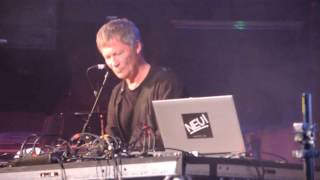 """Michael Rother - """"Live at Under The Bridge, London - 26 September 2016"""" (full show)   dsoaudio   HD"""