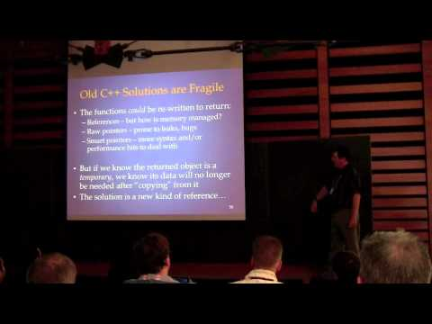 Leor Zolman: A Whirlwind Overview of C++11
