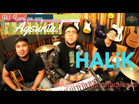 Halik | (c) Kamikazee | #AgsuntaSongRequests
