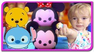 Colectia mea de personaje Tsum Tsum de la Disney la Anabella Show