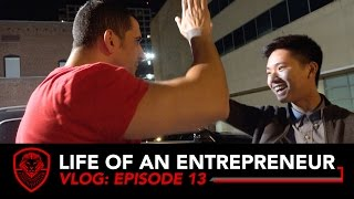 From $0 to $300,000 a Month Watching Valuetainment? - Life of an Entrepreneur Vlog Episode #13