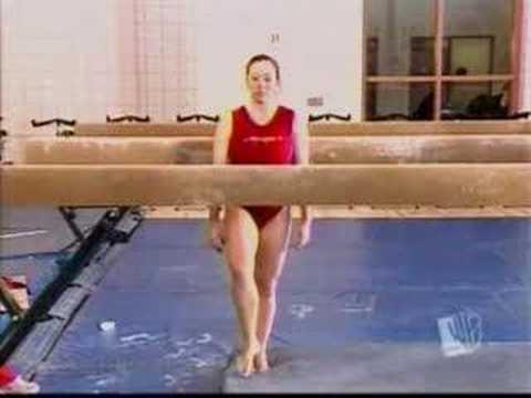 blue collar tv on gymnastics