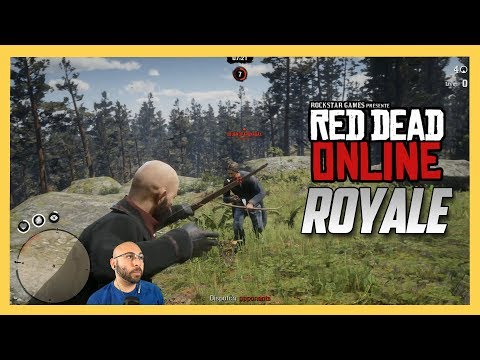 Red Dead Online's Battle Royale - Make It Count with some bonus clips!
