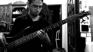 Audioslave - Be Yourself (Bass Cover)