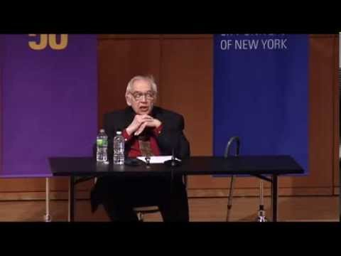 Harold Bloom Lecture on Shakespeare