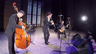 "David Orlowsky Trio - ""Bucovina"" live at Odessa Philharmonic Hall 11.06.2017"