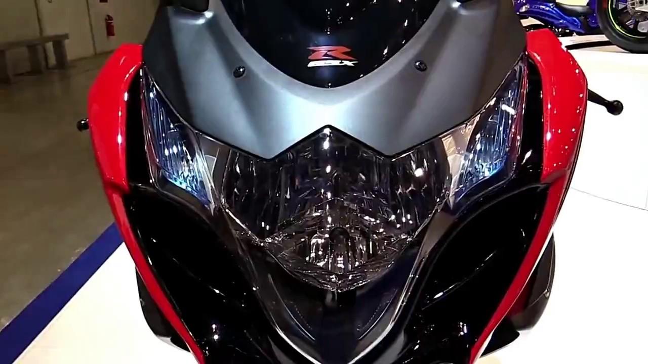 2018 suzuki gsx r1000 abs special lookaround le moto. Black Bedroom Furniture Sets. Home Design Ideas