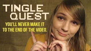 ASMR Tingle Quest! Each Level More Tingly Than the Last! Can You Make It to the End?
