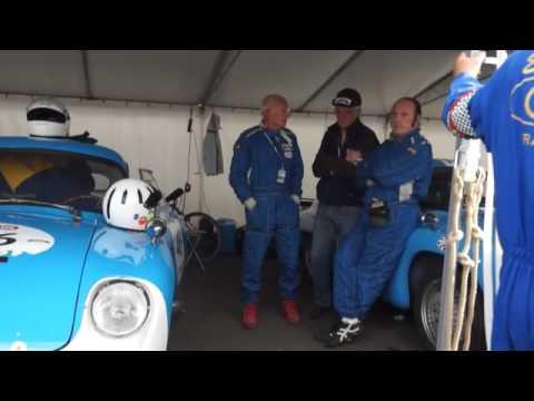 le mans classic 2014 DB Panhard