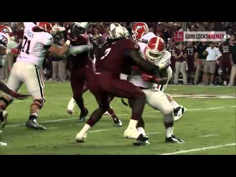 Jadeveon Clowney Highlights - 2012 Regular Season