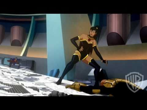 Justice League: Crisis on Two Earths - Justice League Vs Crime Syndicate