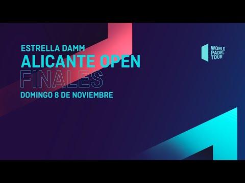 Finales - Estrella Damm Alicante Open  2020  - World Padel Tour
