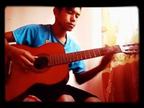 Imagine me without you (fingerstyle guitar cover)