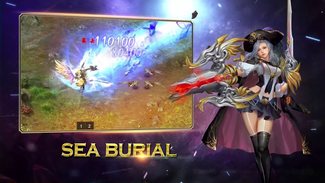 conquer online mmorpg game