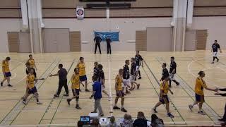 Aalto-Basket - RaPy, 18.11.2017, M1DB