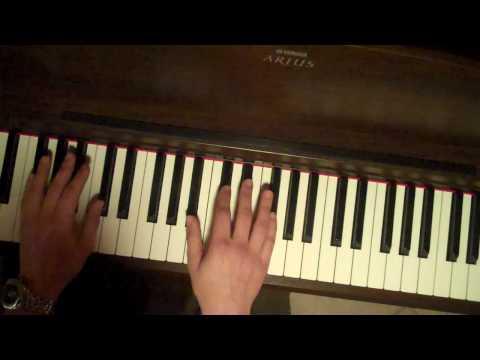 Pyramid Song (by Radiohead) Piano Tutorial
