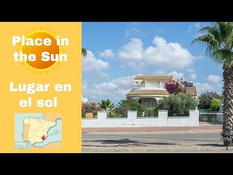 Place in the Sun Camposol Murcia Spain