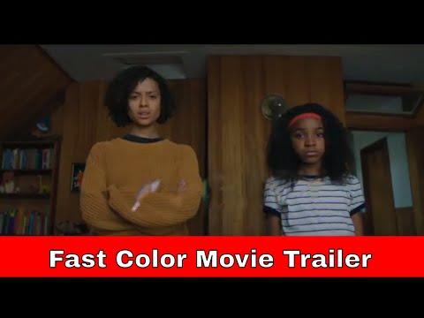 Fast Color Movie Trailer
