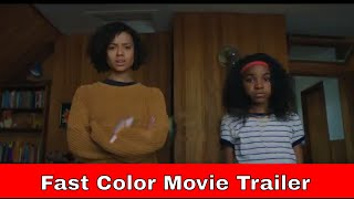 Fast Color Movie Trailer