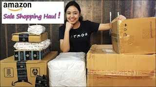 Amazon Shopping Haul | Unboxing & Product Review | Amazon India Huge Shopping Haul | Her Fab Way