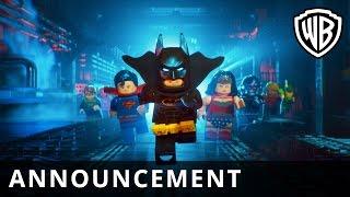 The LEGO® Batman™ Movie - Announcement - Warner Bros. UK