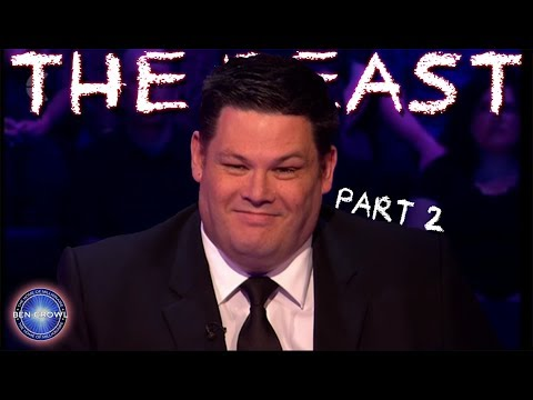 Who Wants to be a Millionaire Mark Labbett (The Beast) 29th April 2006
