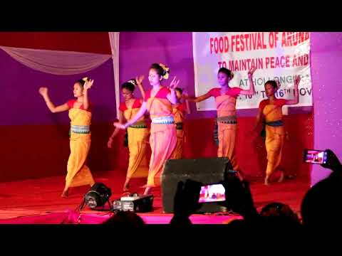 Okrang Gaosra (Bodo Dance) -  Rasmi...