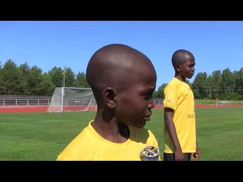 FC Vito Lindi rural in Eura and Helsinki Cup, Finland