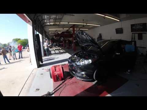 Fiesta ST (gt2860rs Garrett Turbo)