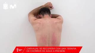 Download Video Te mostramos POR PRIMERA VEZ cómo se recupera Dani Carvajal tras un partido MP3 3GP MP4