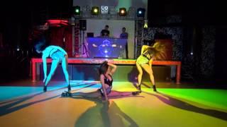 Школы танца Divas. Трости.