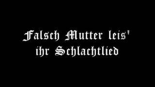 eisregen - N8verzehr (Lyrics Video)