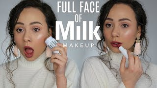 Full Face of Milk Makeup   First Impressions and $300 later 🙄