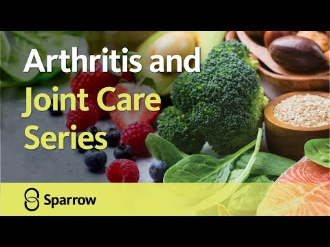Arthritis and Joint Care - Foods that can reduce inflammation and pain