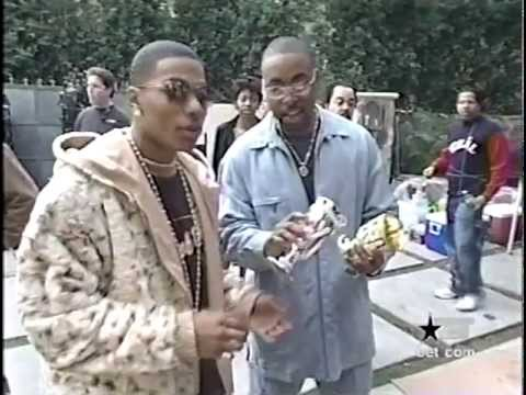 L Live - Nelly Pimp Juice Behind The Scenes
