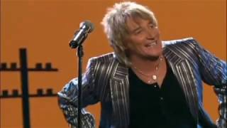 Rod Stewart - Faith of the Heart ((from the motion picture Patch Adams))