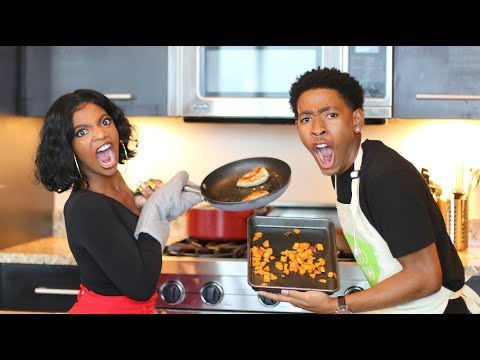 COOKING WITH DK4L | FANCY MEALS