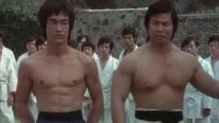chafouni zawali + bruce lee tribue (mix) version 1 by (gaha)