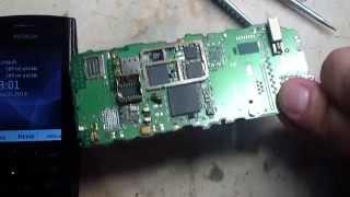 Nokia x2 восстановление подсветки(замена дросселя )